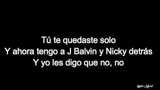 Karol Gj Balvin Nicky Jam Mi cama Remix LETRA.mp3
