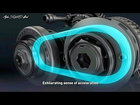 2019 Toyota New Engine and 6 Speed CVT Transmission for 2.0-liter Class Based on TNGA