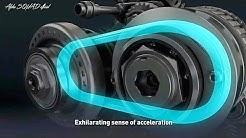 2020 Toyota New Engine and 6 Speed CVT Transmission for 2.0-liter Class Based on TNGA