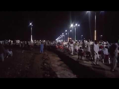Shah Farooq attan song in Marwat night at Model town kohat 2017