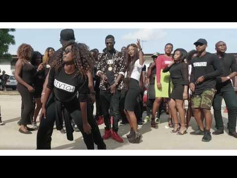 ALL BLACK - My NEGGA clip officiel (PROD Tam-sir On The Beat)