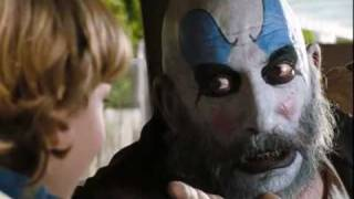 Captain Spaulding - Buck