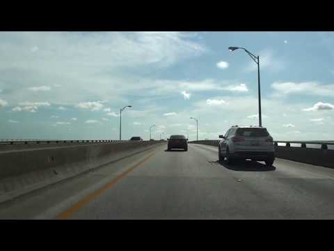 TAMPA TO CLEARWATER BEACH, FLORIDA, USA