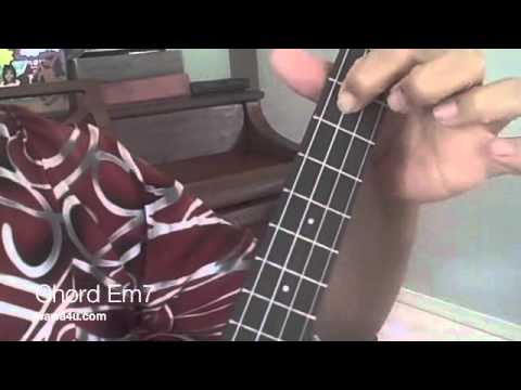 Chord Em7