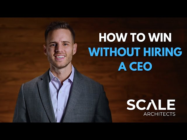 How to Win Without Hiring a CEO