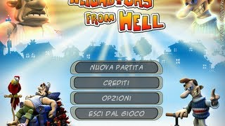 Longplay 001 - Neighbours From Hell PC