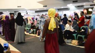 APW Modeling VIDEO PARADE Miss Fatimah Hijabers 2106