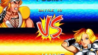 WORLD HEROES 2 FUUMA 【TAS】 ワールドヒーローズ2 フウマ