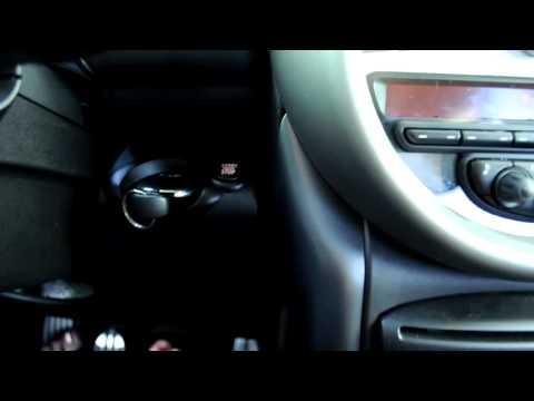 2011 Mini Countryman Seatbelt Chime