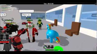 gree443's all roblox guys go the mall