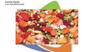 Forum Santé - L'alimentation anti cancer
