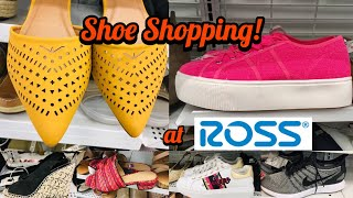 Ross Dress For Less SHOE SHOPPING Shop With Me