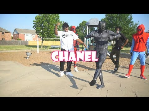 Rae Sremmurd x Pharrell - Chanel (Dance Video) shot by @Jmoney1041
