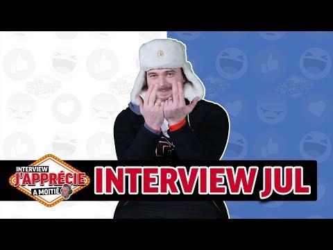 Youtube: Interview«J'apprécie à moitié» avec Jul #8