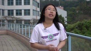 Student Volunteer Testimonials 學生義工分享 : Anna