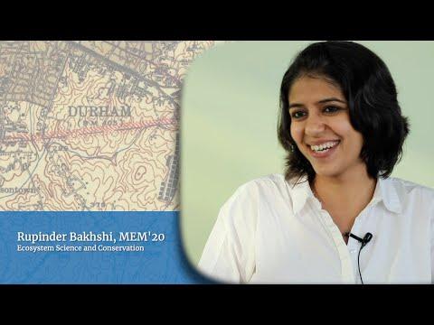 Geospatial Analysis at the Nicholas School
