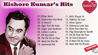 Kishore Kumar Hits | Best of Kishor Kumar | Purane Gaane || Old hindi Song