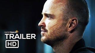 EL CAMINO: A BREAKING BAD MOVIE Official Trailer (2019) Aaron Paul, Netflix Movie HD