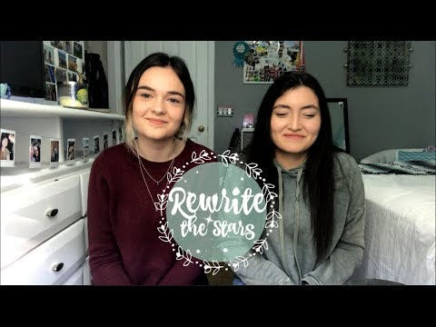 Rewrite the Stars- Zac Efron & Zendaya (Cover) || ft. Savannah Rivas