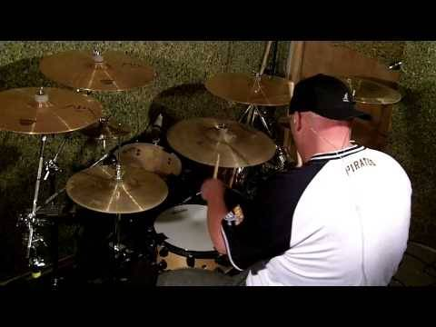 Madonna Feat Justin Timberlake -4 Minutes (Drum Cover)