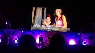 Video 2013 Park Shin Hye Asia Tour, Kiss of Angel in Thailand [FANCAM] Video Message to to Park Shin Hye download MP3, 3GP, MP4, WEBM, AVI, FLV Juli 2018