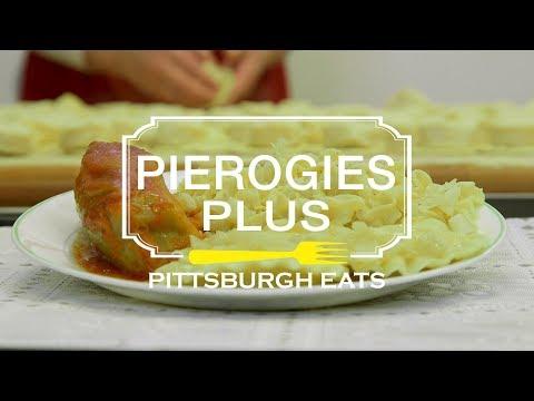 Pittsburgh Eats: Pierogies Plus