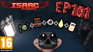 The Binding Of Isaac Afterbirth Ep101, Portales de vida