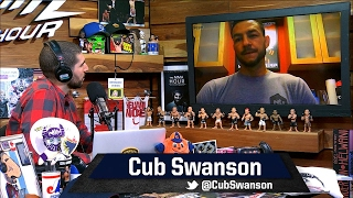 Cub Swanson Motivated to 'Make An Example' Out of Artem Lobov
