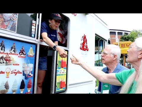 Athens' First Food Truck Festival | 2017 On The Green Weekend