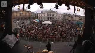 Happoradio live ylexPop 2012