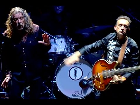 Robert Plant, Mountain Jam 2015: Justin Adams Guitar Solo