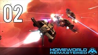 "Homeworld Remastered Walkthrough Gameplay - Part 2 ""Investigeting Khar Selim"" PC"