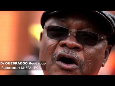 Synthèse de la marche des jeunes à Bangui pour Nairobi Summit