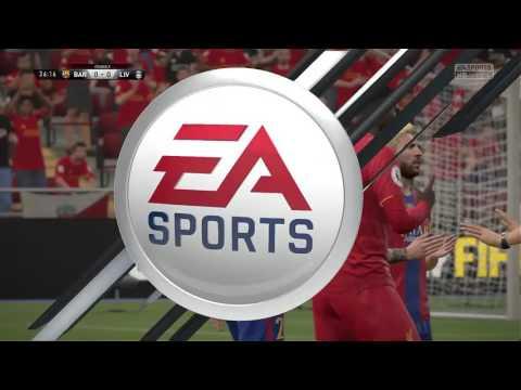 FIFA 17   Barcelona Vs Liverpool FULL GAMEPLAY (PS4/Xbox One)