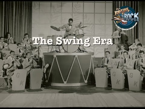 From Ragtime to Rock - Teaser #2: The Swing Era