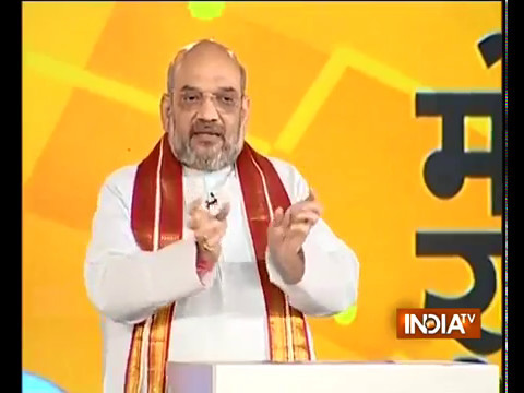 92 lakh new IncomeTax payers after demonetization, says Amit Shah
