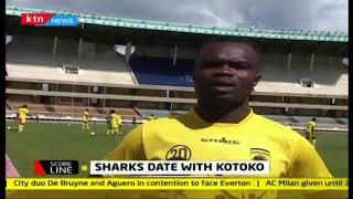 Will Kariobangi sharks win game against Kotoko at home?