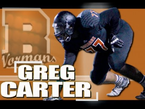 6'3 270  DL  Greg Carter '18 : Beverly Hills High CA Junior Year Highlights