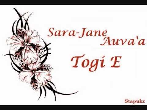 Sara-Jane Auva'a - Togi E