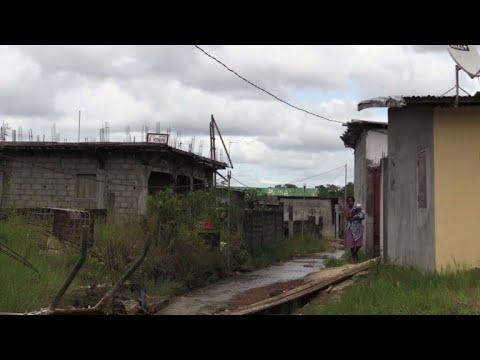 """Gabon: l'urbanisation """"anarchique"""" menace les zones protégées"""
