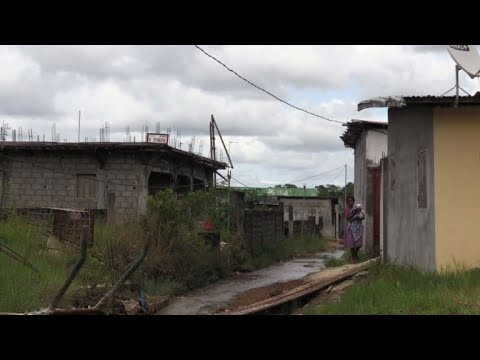 AFP: Gabon: l'urbanisation