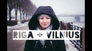 Riga + Vilnius. Our Baltic Adventure in Latvia & Lithuania!