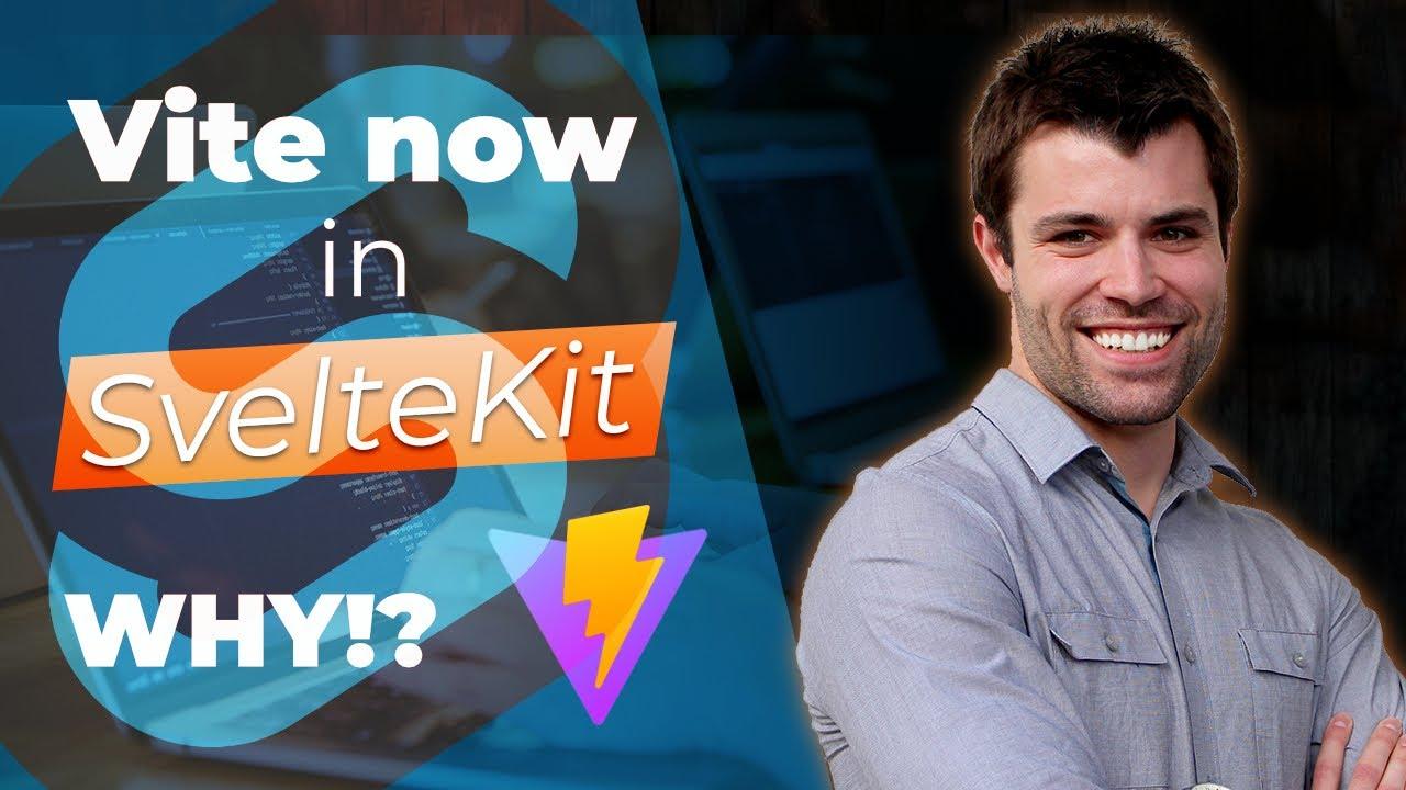 Why SvelteKit uses Vite instead of Snowpack