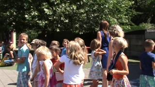 Laatste schooldag Sint-Annaschool Hamme 2015