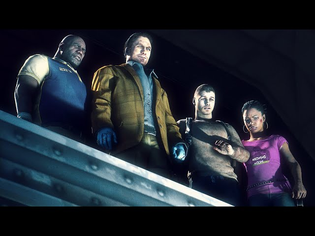 Left 4 Dead 2 Expert Special Delivery Mutation Dark Blood 2