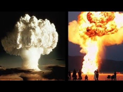 Hydrogen vs. atomic bomb: What's the difference?