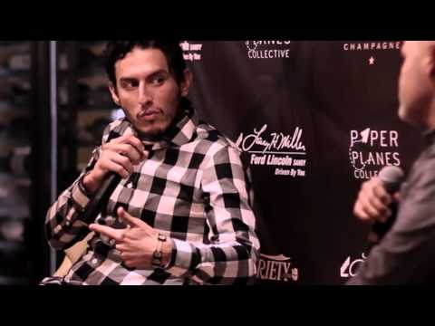 2016 Next Up Brunch - A Conversation with American Crime actor Richard Cabral