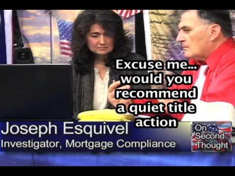 Valerie LOPEZ , Mort. Banker explains how to beat the Banks