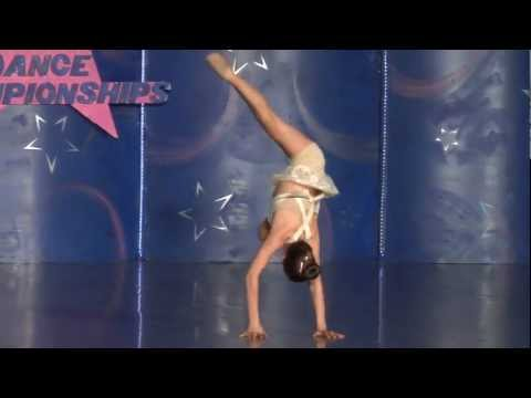 12 yr old lyrical solo-The Chain