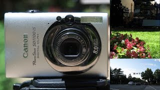 Canon Powershot SD1100 IS: Sample Videos